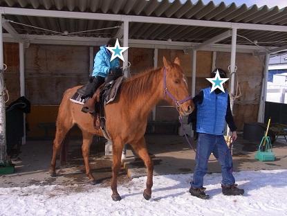 12_引き馬