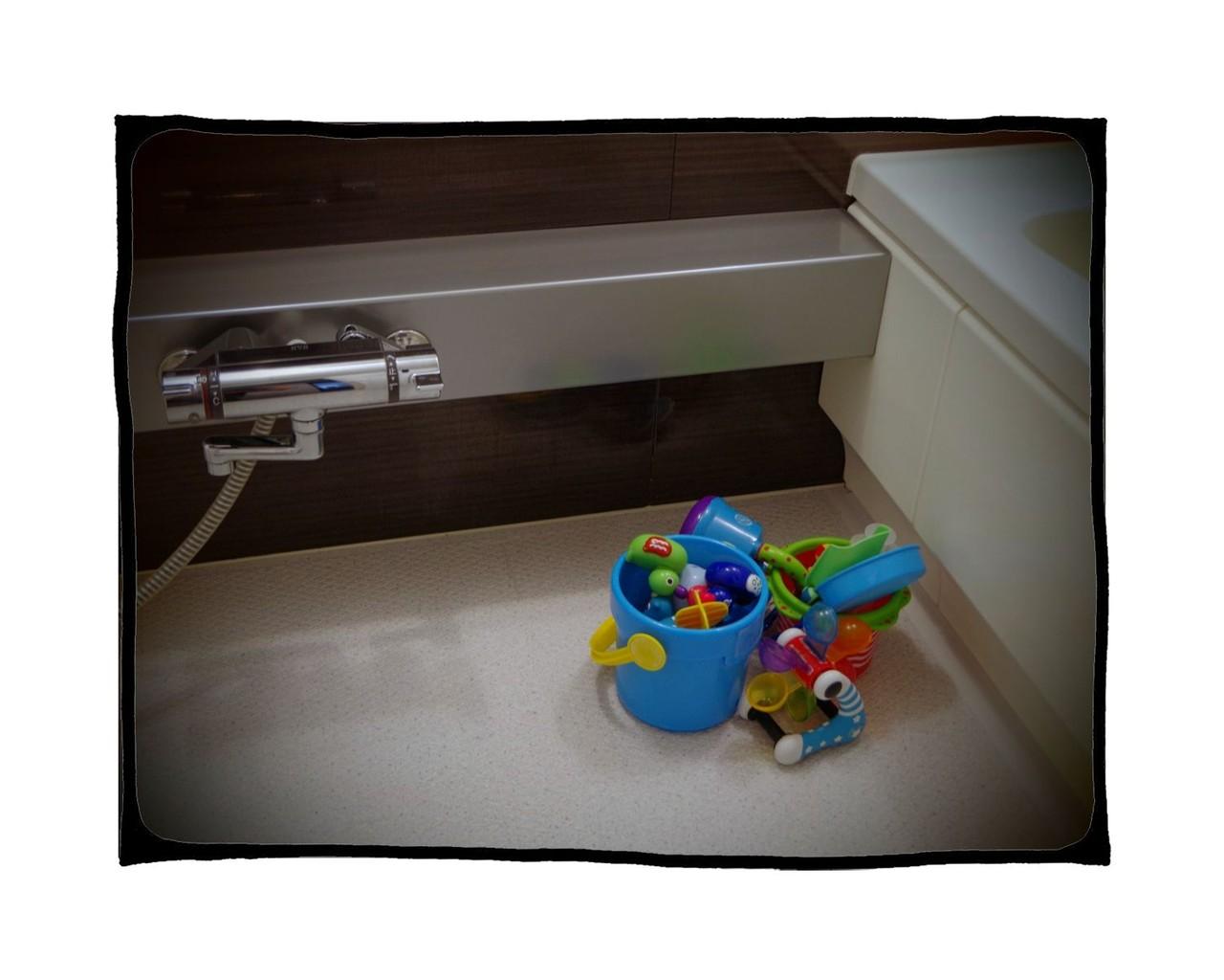 お風呂おもちゃ_before1
