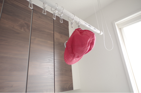 201901_洗濯物干し9