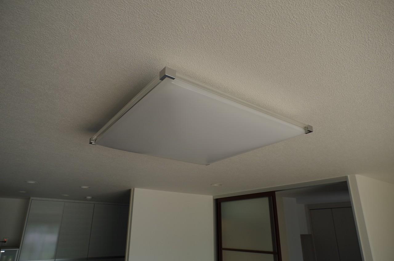 1階LDK内部照明4