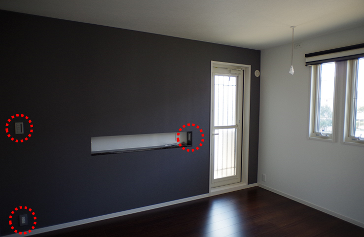 寝室照明計画7