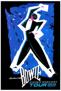 Bowie_Serious Moonlight Tourposter
