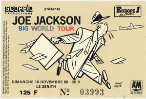 JOE JACKSON_1986_11_16