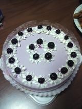 2010.10.25 ケーキ