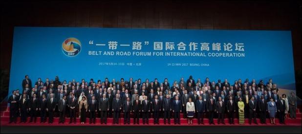 中国 一帯一路