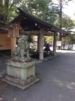 お伊勢参り出張 猿田彦神社 - 2