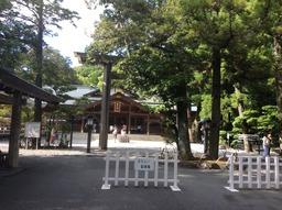 お伊勢参り出張 猿田彦神社 - 3