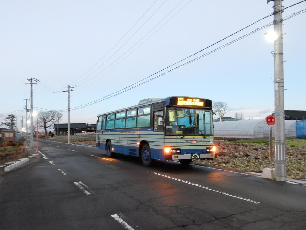 マニアの歩き方 : バスの終点へ(...