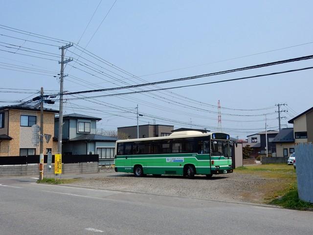 秋田中央交通:マニアの歩き方