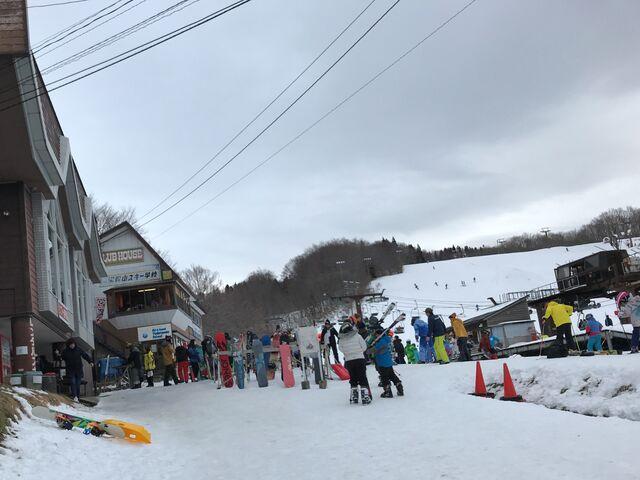 スキー 湯殿 場 山 札幌藻岩山スキー場