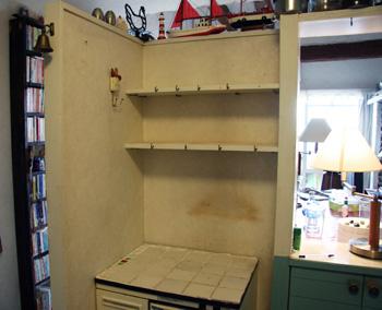 キッチン改造03082
