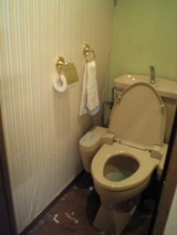トイレ改造4