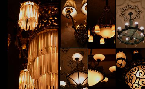 前田公爵邸照明