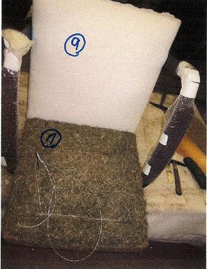 さくらさん椅子5