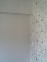 壁塗りビフォア