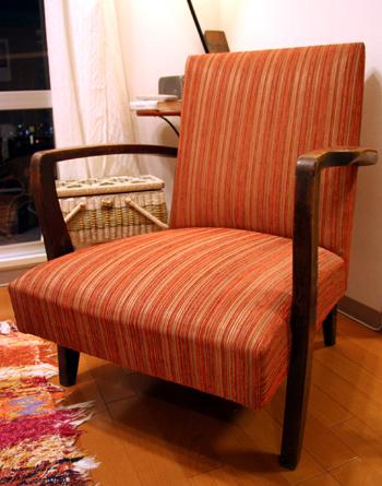 さくらさん椅子1
