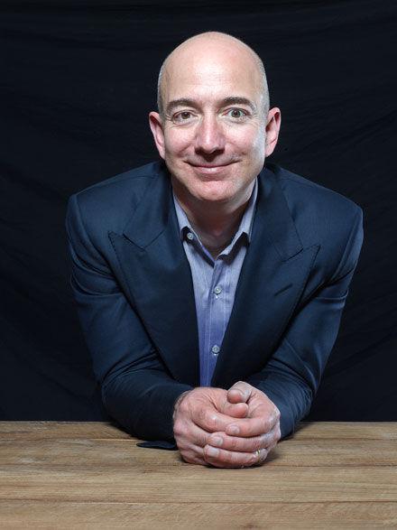 Bezos top