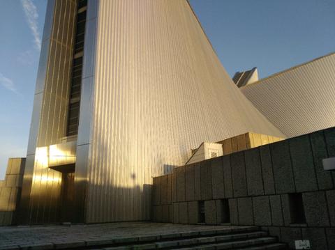 関口教会建築