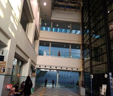 シビックセンター内観