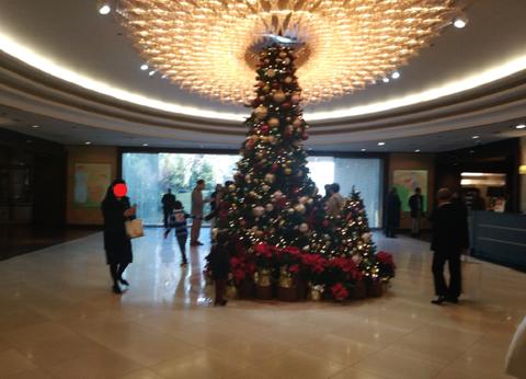 椿山荘entクリスマス