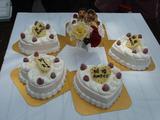 ウェディングケーキ�