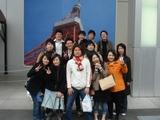 東京タワー集合写真
