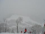 スキー2日目�
