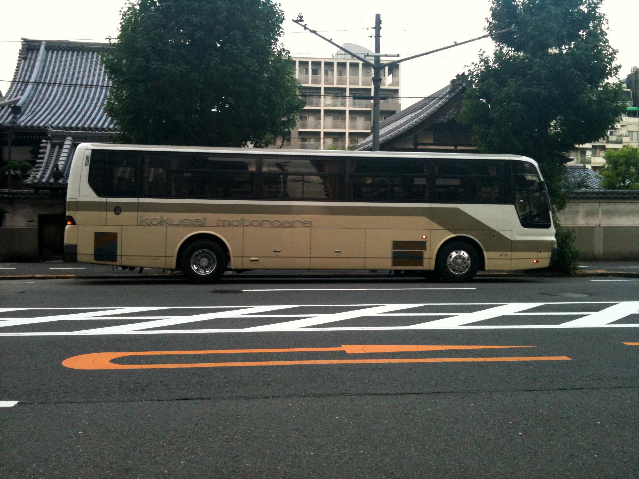 ケイエム観光バス : Design PL+US