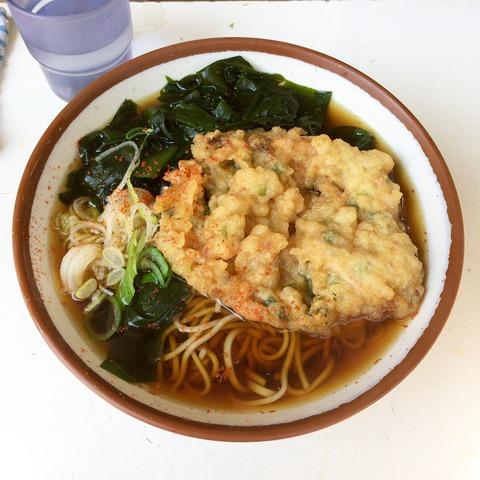 きそば 鈴一(横浜)