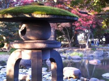 旧池田氏庭園公開2011�
