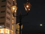 パルコ前ガス燈