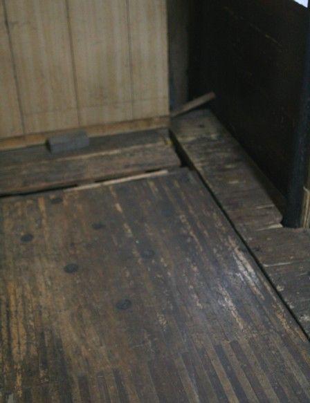搾り槽の改修2