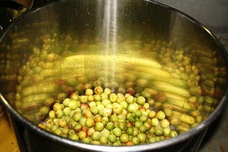 梅酢の仕込み8