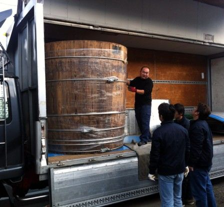 木桶の出荷4