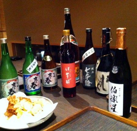 縄屋 日本酒の会
