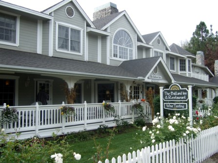 the ballard inn & restaurant