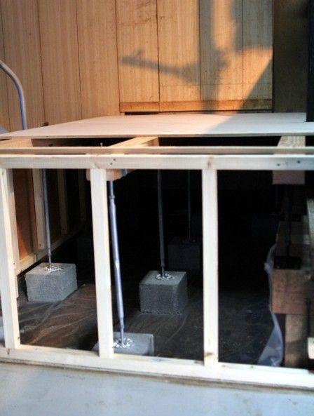 搾り槽の改修4