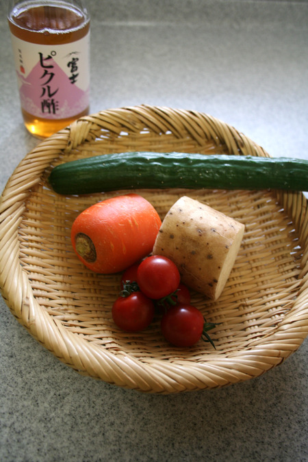 野菜300g