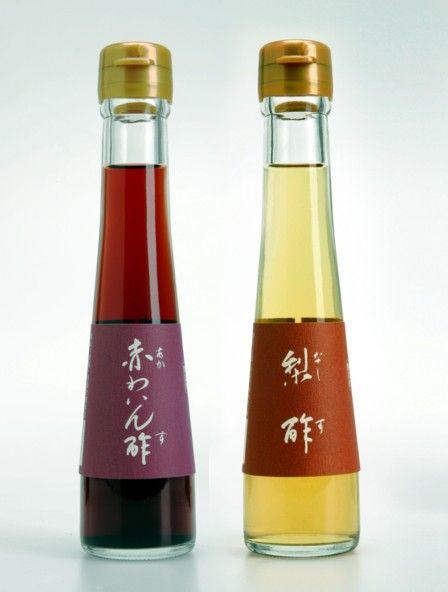 赤わいん酢梨酢の終売