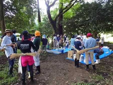 2016稲刈り体験会14