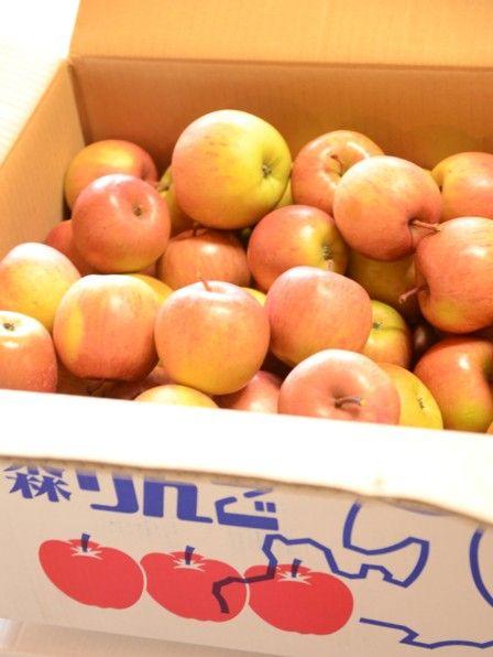 奇跡のりんごの仕込み3