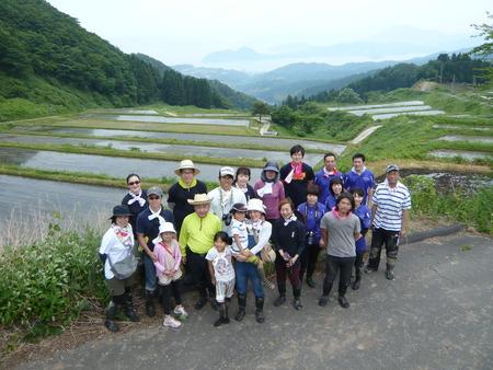 2015田植え体験会15