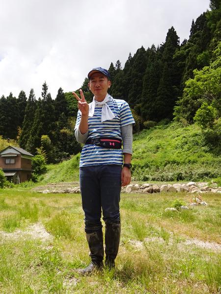 荻野弘人さん