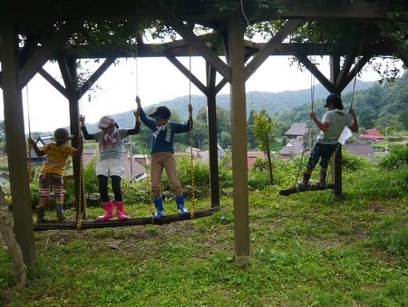 2016稲刈り体験会18