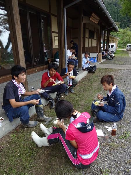 2016稲刈り体験会13