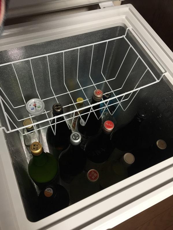 日本酒専用冷蔵庫2