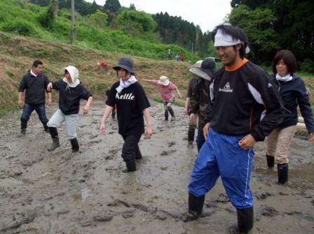 09田植え体験会6