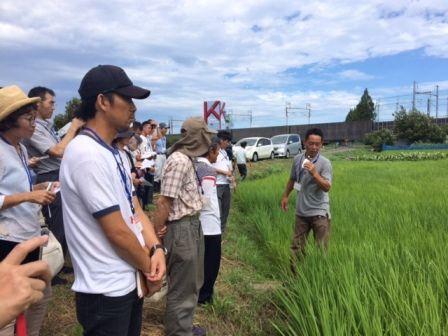 自然農法技術交流会3
