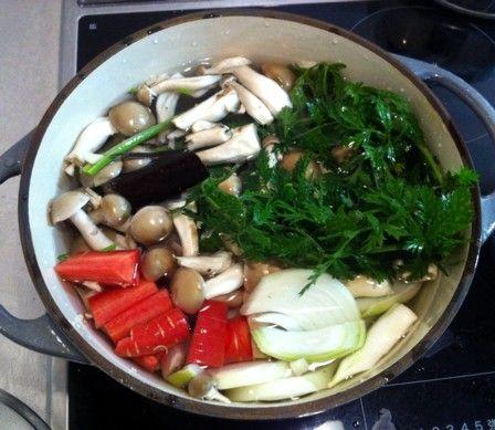 免疫力を高めるスープ