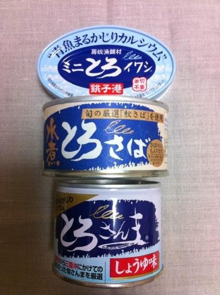 千葉産直の缶詰